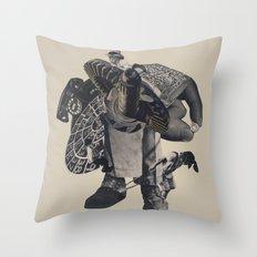 Do The Sprawl Throw Pillow