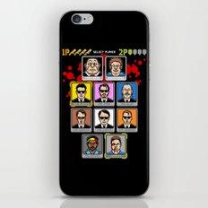 8 Bit Reservoir iPhone & iPod Skin