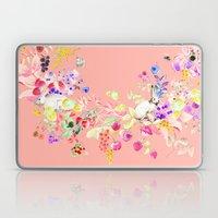 Soft bunnies pink Laptop & iPad Skin