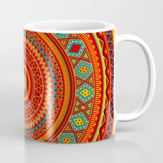 Mandala Aztec Pattern Mug