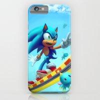 Sonic The Hedgehog iPhone 6 Slim Case