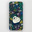 Wild Swan iPhone & iPod Skin