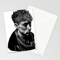 Quiet Man Stationery Cards