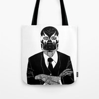 SOLAR SQUAD MAN 2 Tote Bag