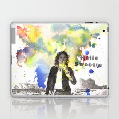 Riversong From Doctor Who Hello Sweetie Laptop & iPad Skin