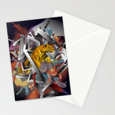 Year of The Tiger Stationery Cards
