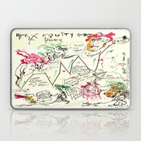Econographics Laptop & iPad Skin