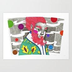 Vladimir Art Print
