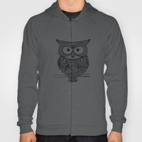 Hoot! Says the owl Hoody
