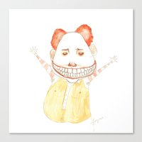 Freakin Mac Canvas Print