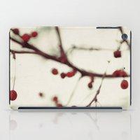 dark berries iPad Case