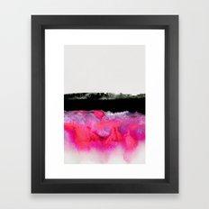 Immersed Framed Art Print