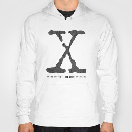 X-Files Poster Hoody