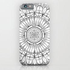 Flower Mandala iPhone 6s Slim Case