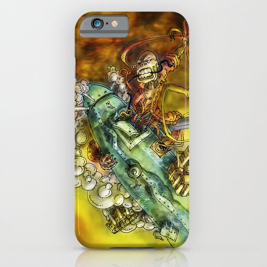 Every Missile Explodes iPhone & iPod Case