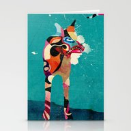 Stationery Cards featuring Dogs by Alvaro Tapia Hidalgo
