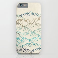 Mountains  iPhone 6 Slim Case