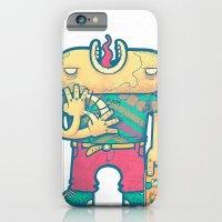 iPhone & iPod Case featuring brain free by Kerim Cem Oktay