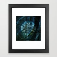 Ampers{e}and Framed Art Print