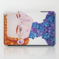 Recato/Demureness iPad Case