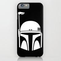BOBA FETT! iPhone 6 Slim Case
