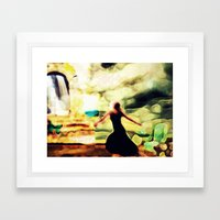 Find Freedom Framed Art Print