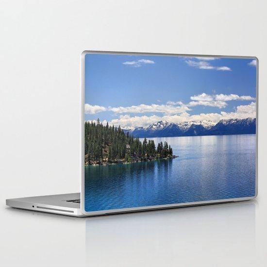 Lake Tahoe Laptop & iPad Skin