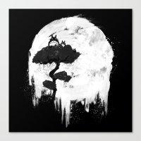 Midnight Spirits Canvas Print