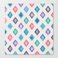Lovely Pattern IV Canvas Print