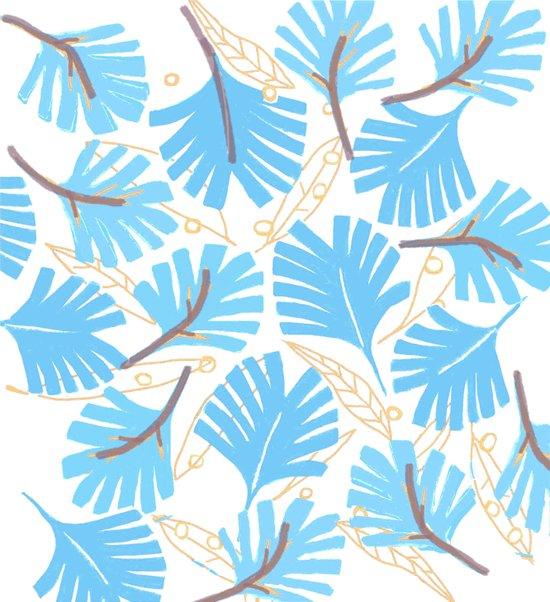Palm Leaf Art Print