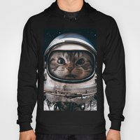 Space catet Hoody