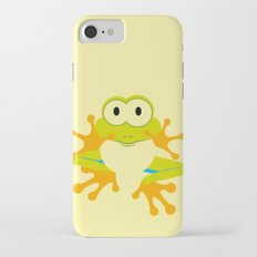 Minimal Tree Frog Slim Case iPhone 7