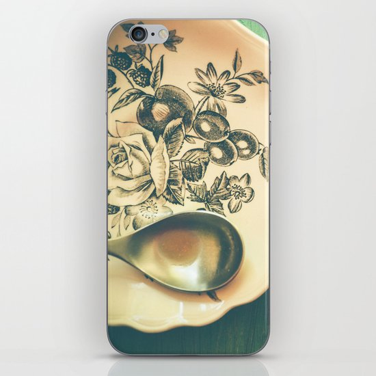 Wake Up Call iPhone & iPod Skin