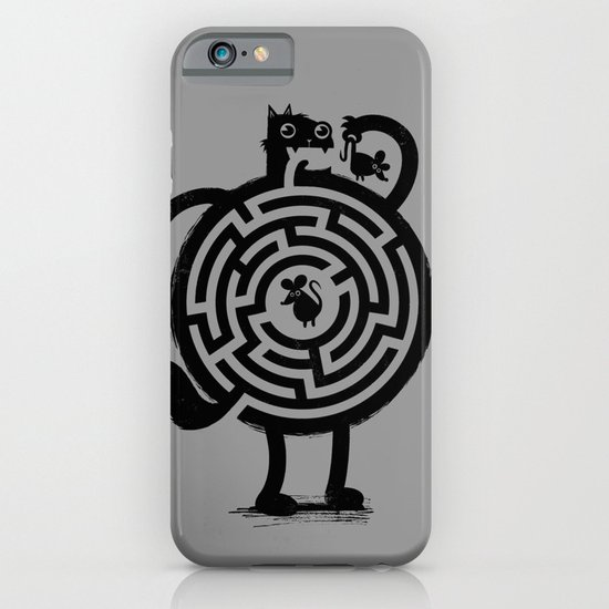 Amazin' Cat iPhone & iPod Case