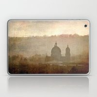 Cityscape - late afternoon Laptop & iPad Skin