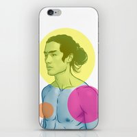 Color-es iPhone & iPod Skin