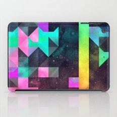 hyppy f'xn rysylyxxn iPad Case