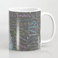 Math Lessons Mug