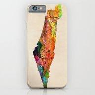Israel iPhone 6 Slim Case