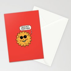 Hot Sun Stationery Cards