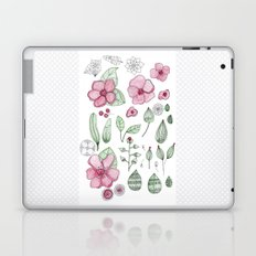 Watercolor Flower Laptop & iPad Skin