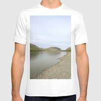 Buttermere, Lake Distric… Mens Fitted Tee White SMALL