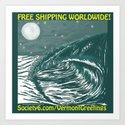 FREE Shipping WORLD WIDE 3.1-3.8 Art Print
