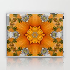 pumpkin ( pattern ) Laptop & iPad Skin