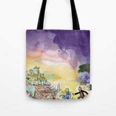 LaLaLand Tote Bag