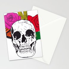 Skull I Stationery Cards