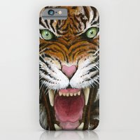 iPhone & iPod Case featuring The eyes by YK Kim