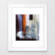 Acryl III Framed Art Print