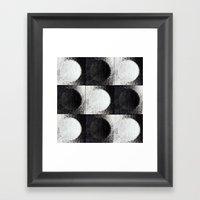 Day, Night, Day, Night, Day etc... Framed Art Print