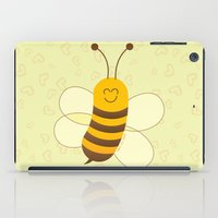 Cute Baby Bee iPad Case